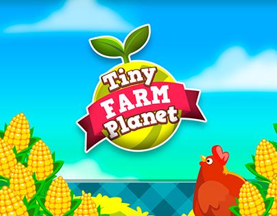 Tiny Farm Planet