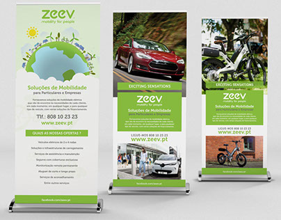ZEEV mobility for people