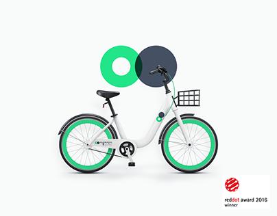 Seoul Public Bike Brand Identity Design
