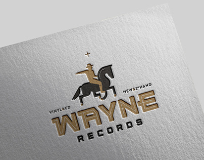WAYNE RECORDS / Branding