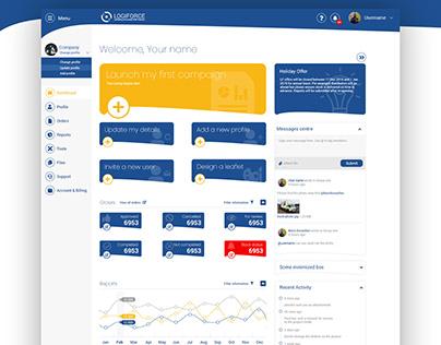 Logiforce Client Portal