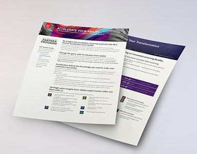 Adobe Datasheets