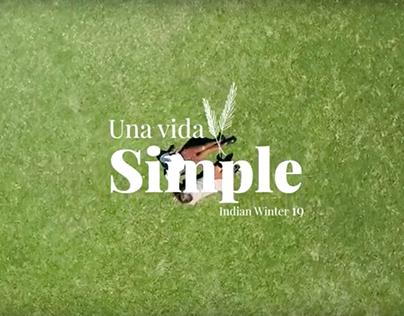 TV - Indian Uruguay - Colección FW19