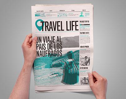 Diseño Editorial - Diario