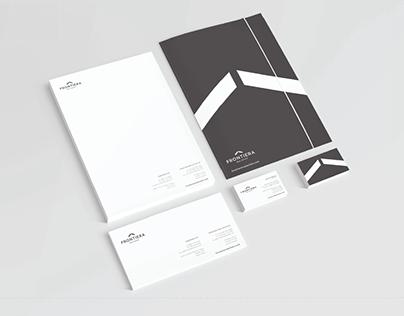 Frontiera Real Estate - Branding /// London
