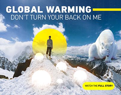 Global Warming Warning