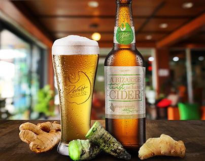 Hard Cider Branding - Deviant Cider Co.