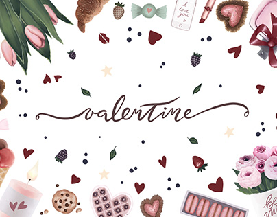Romantic Valentine Collection