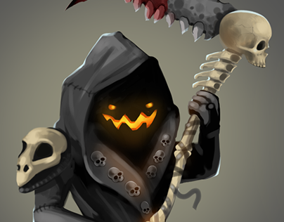 Grim Reaper concept