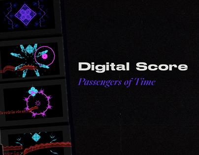 Digital Score — Passengers of Time