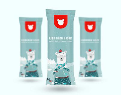 Ice-cream packaging