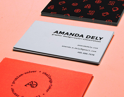 Personal Brand | Amanda Dely