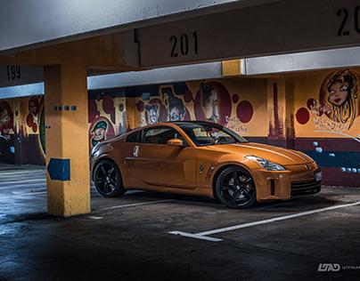 Nissan 350Z - Car Photography