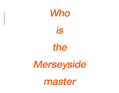 who is the merseyside master
