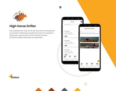 App design | UI/UX Design
