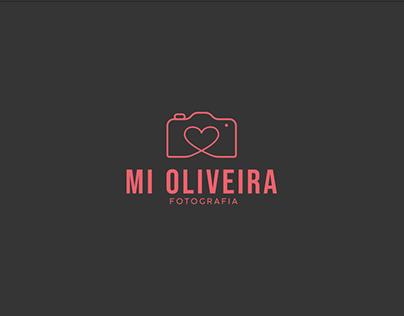 Logo - Mi Oliveira Fotografia