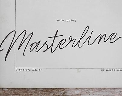 Masterline – Signature Script