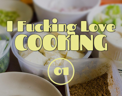 I Love Cooking - #01