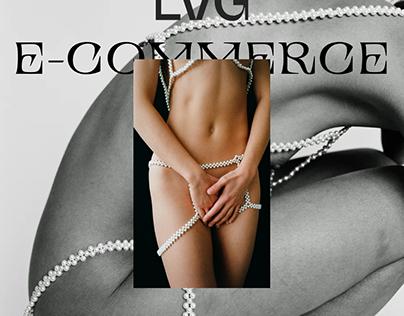 LVG lingerie store design concept