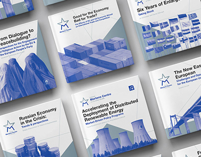 New Editorial Design for the Martens Centre
