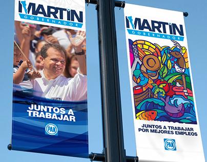 Campaña política / Politic campaign