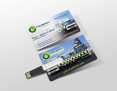 USB Cards - Merchandising