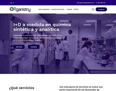 Organistry - Web