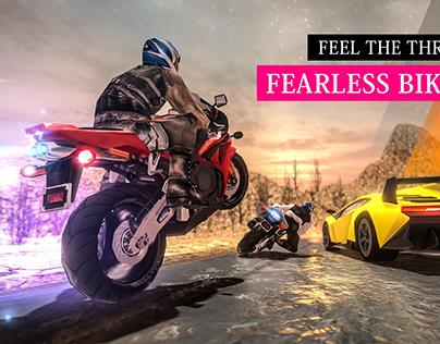 Fearless Bike Race