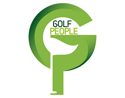 Logo design for GOLF PEOPLE
