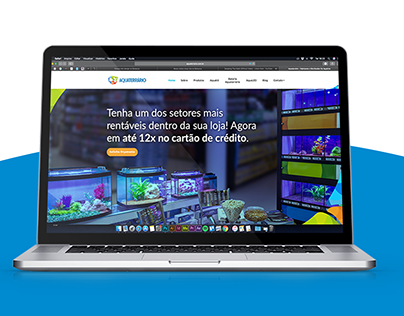 Site - Aquaterrário