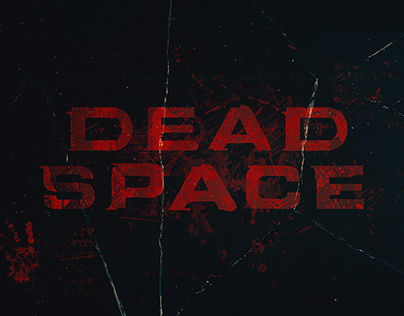 Dead Space Remake Styleframes
