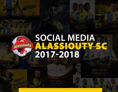 ALASSIOUTY SC 2017-2018