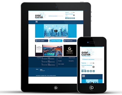 Eventcluster - Responsive & New Features