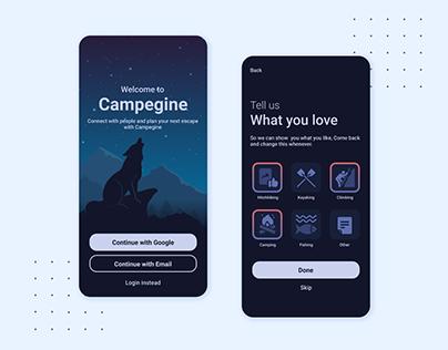 Campegine App