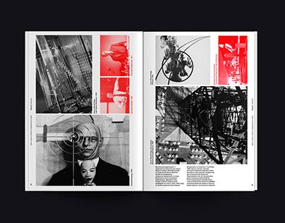 BAUHAUS | book design