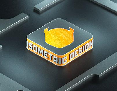 Isometric Design com Cinema 4D