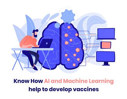 How AI and Machine Learning Help To Develop Vaccines?