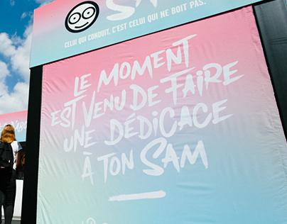 Sécurité Routière X Solidays Festival