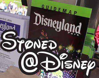 Stoned at Disneyland 2015