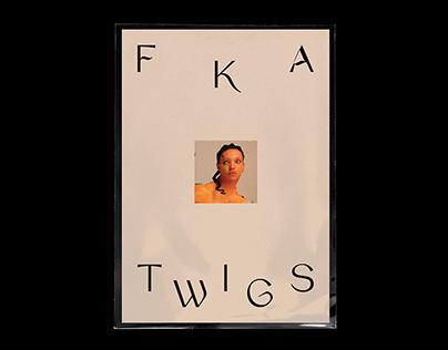 FKA twigs - MAGDALENE | Publication