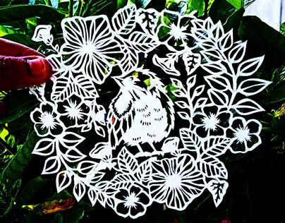 Papercut Artworks