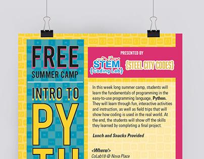 STEM - Coding Lab / Summer camp