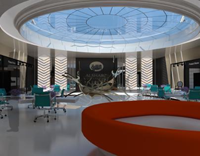 Alsharq Building Interior Design