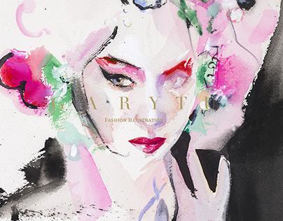 Gary Tu Fashion Illustrator
