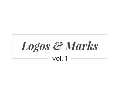 Logos & Marks | vol. 1 (2012-2015)