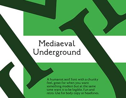 Mediaeval Underground