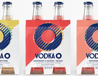 Vodka O 3d visualisation for BoldInc