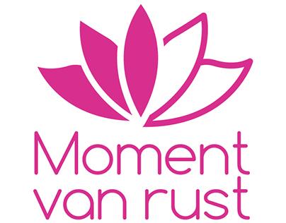 Moment van rust logo