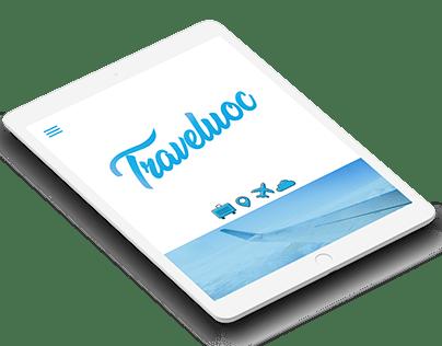 Imagen corporativa –Agencia de viajes.