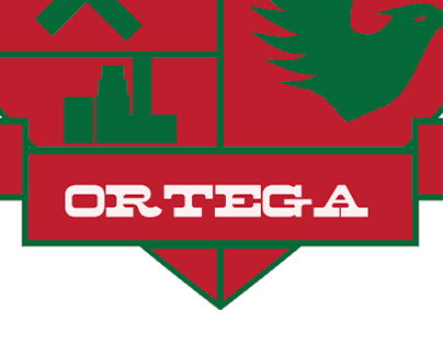 Family Crest Project: Ortega